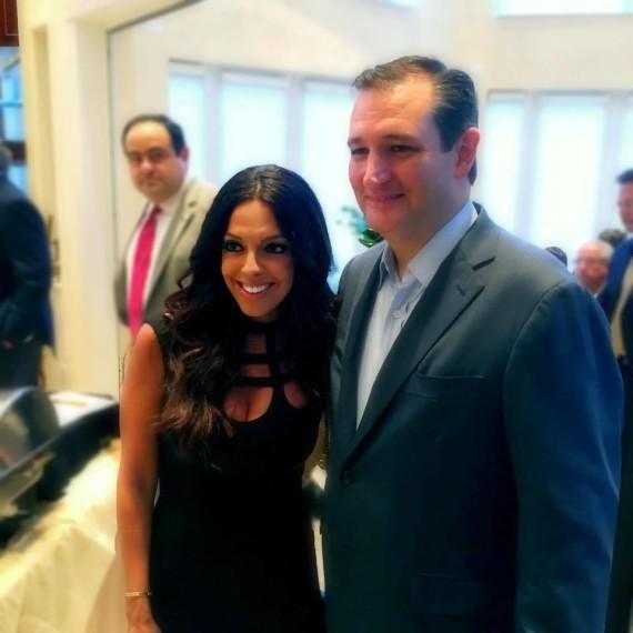 Sen Ted Cruz